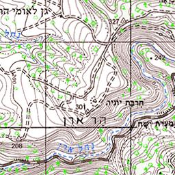ניס מערות בישראל - מערת אורן FP-13